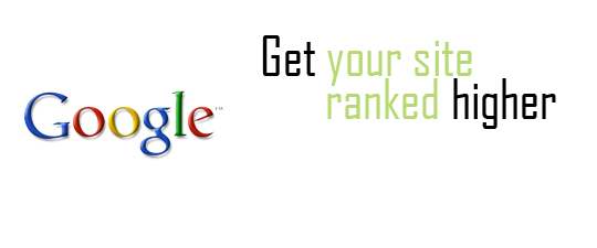 Get your site ranked higher