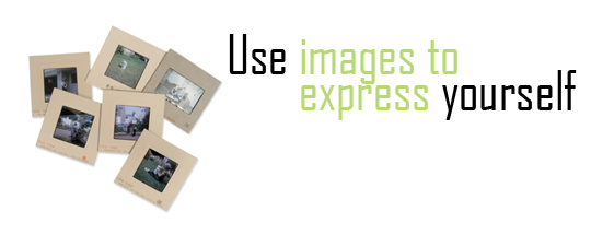 use images to express yourself