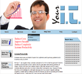 Your IT Inc. Sault web design's latest project